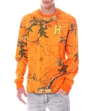 HUF - REALTREE CLASSIC H LS TEE-2533780