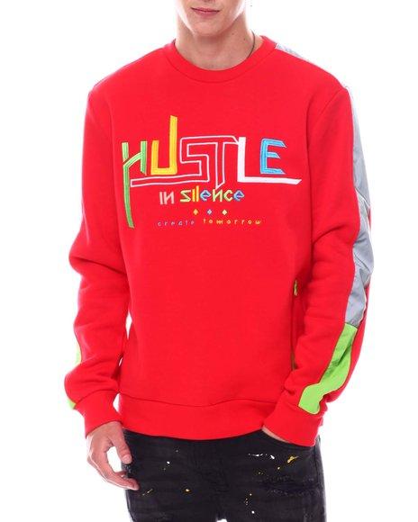 Create 2MRW - Hustle Crewneck Sweatshirt