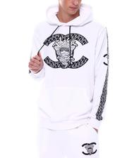 Crooks & Castles - Lux Applique & Embro Hoodie-2533112