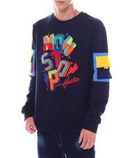 Sweatshirts & Sweaters - NON STOP Crewneck Sweatshirt-2533792