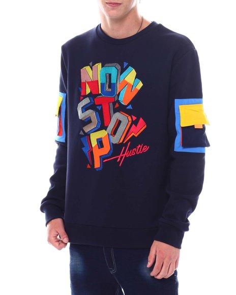 Create 2MRW - NON STOP Crewneck Sweatshirt