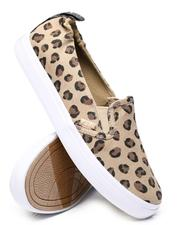 Women - Darcy Leopard Slip On Sneakers-2535653