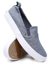 Women - Darcy Chambray Slip On Sneakers-2535659