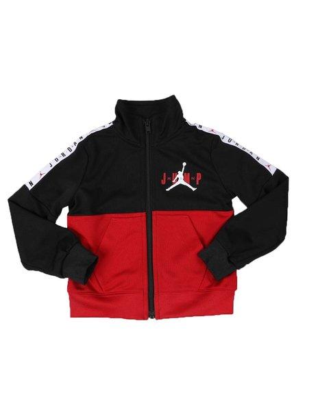 Air Jordan - JDB Jumpman Sideline Tricot Jacket (2T-4T)