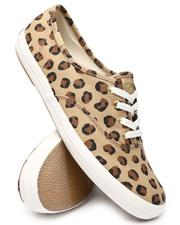Women - Keds Champion Leopard Canvas Sneakers-2535646