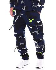 cartoons-pop-culture - Camo 3D POCKET FLEECE PANTS-2533608