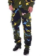 cartoons-pop-culture - Camo 3D POCKET FLEECE PANTS-2533669