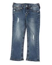 Boys - Geno Straight Leg Jeans (4-7)-2535226