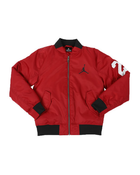 Air Jordan - JDB AJ Fall In Line Jacket (8-20)
