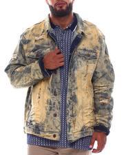 Denim Jackets - The Pop Jean Jacket (B&T)-2536238