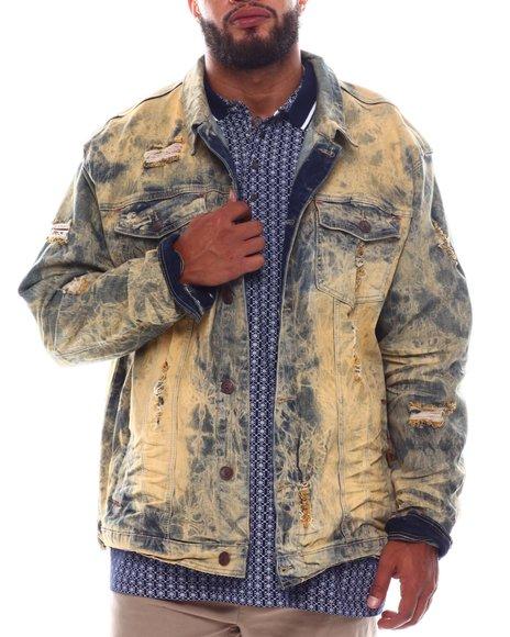Makobi - The Pop Jean Jacket (B&T)