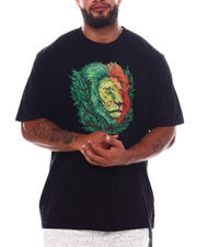 LRG - Jungle Lion Chief Knit T-Shirt (B&T)-2530692