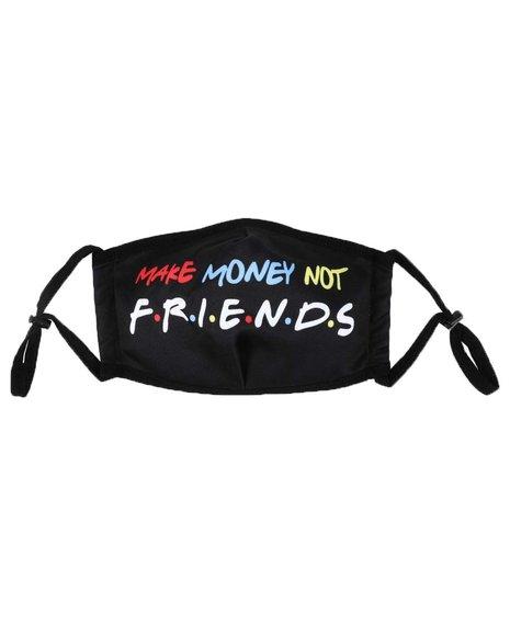 CAMP - M.N.N Friends Face Mask (Unisex)