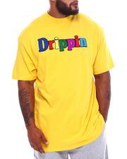 Short-Sleeve - Chenille Drippin T-Shirt (B&T)-2536051