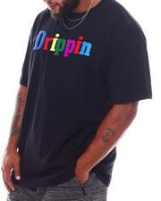 Short-Sleeve - Chenille Drippin T-Shirt (B&T)-2536061