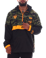 Big & Tall Faves - Go Outside Camo Anorak (B&T)-2536186