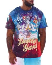 Hustle Gang - Space Oddity Knit Shirt (B&T)-2536066