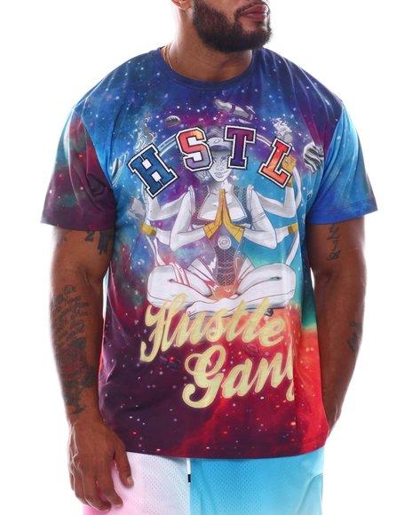 Hustle Gang - Space Oddity Knit Shirt (B&T)