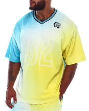 Big & Tall - Influx Tie Dye Jersey Shirt (B&T)-2536125