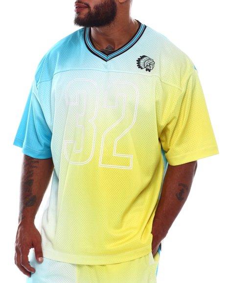 Hustle Gang - Influx Tie Dye Jersey Shirt (B&T)