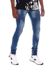 Spring-Summer - Sandblast Skinny Fit Jeans-2536761