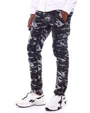 Rocawear - GREY CAMO INFLUENCER PANT-2536655
