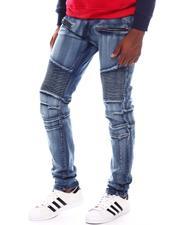 Akademiks - Moto Jean w Seam Thigh Detail-2536727