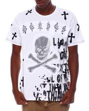 SMOKE RISE - Skull and Bones Tee-2536835