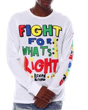 Reason - Right Fight LS Tee-2536904