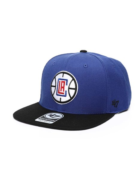 '47 - Los Angeles Clippers No Shot Two Tone 47 Captain