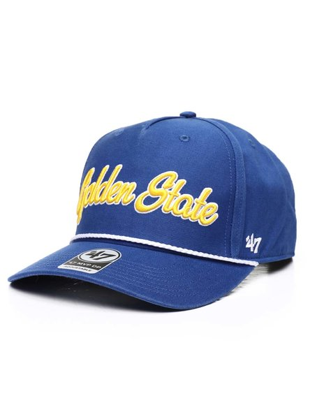 '47 - Golden State Warriors Overhand Script 47 MVP DV Cap
