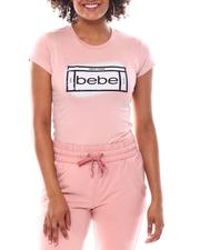 Women - Bebe Screen Print Tee-2537599