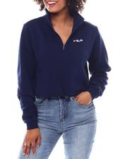 Sweatshirts - Rylee 1/2 Zip Sweatshirt-2537738