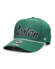 '47 - Boston Celtics Kelly Overhand Script 47 MVP DV Cap-2535857