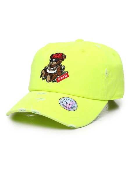 Buyers Picks - Paid Bear Dad Hat