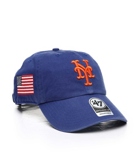 '47 - New York Mets Heritage 47 Clean Up Cap