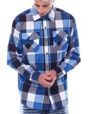 Stylist Picks - Buffalo Check Shirt-2536806
