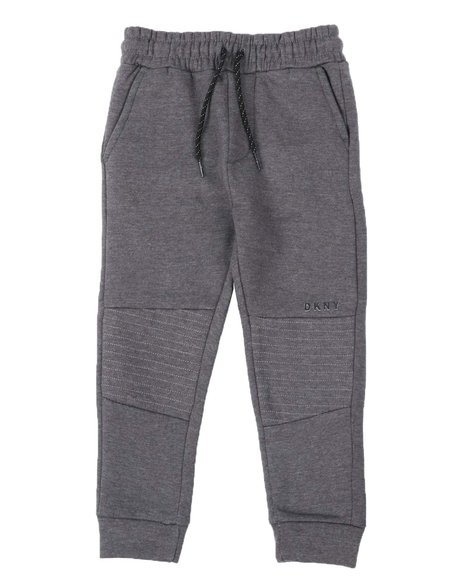 DKNY Jeans - French Terry Moto Joggers (4-7)
