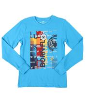 Born Fly - HD Graphic Print Long Sleeve T-Shirt (8-20)-2537456
