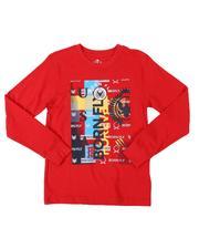Born Fly - HD Graphic Print Long Sleeve T-Shirt (8-20)-2537461