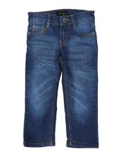 Arcade Styles - Sandblasted & Washed Stretch Jeans (2T-4T)-2538049
