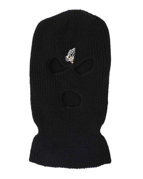 Buyers Picks - 3 Hole Praying Hands Ski Mask