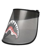 Accessories - Black Shark Face Shield (Unisex)-2538620