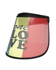 Accessories - One Love Face Shield (Unisex)-2538642