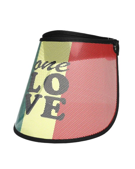 Buyers Picks - One Love Face Shield (Unisex)
