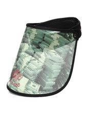 Accessories - Hustle 24/7/365 Face Shield (Unisex)-2538669
