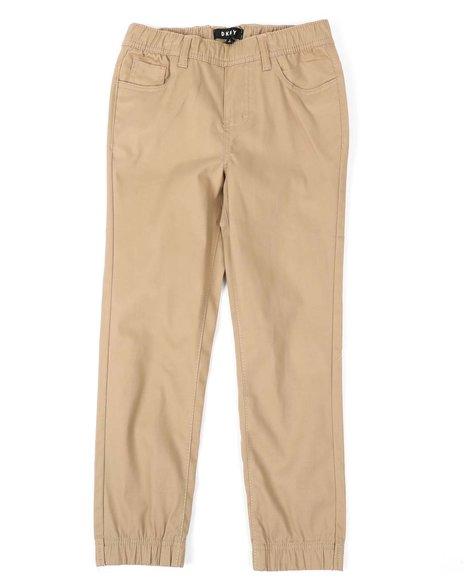 DKNY Jeans - 5 Pocket Straight Twill Jogger Pants (8-20)