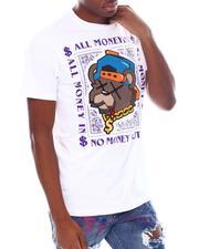 Men - All Money In Chenille Teddy Tee-2538648