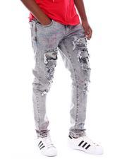 Jeans - Rip and Repair Paint Splatter Jean-2538952