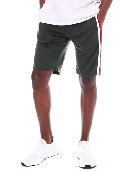 Buyers Picks - Jersey Short With Side Stripe Taping